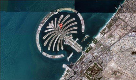 Google Timelapse via Satellite
