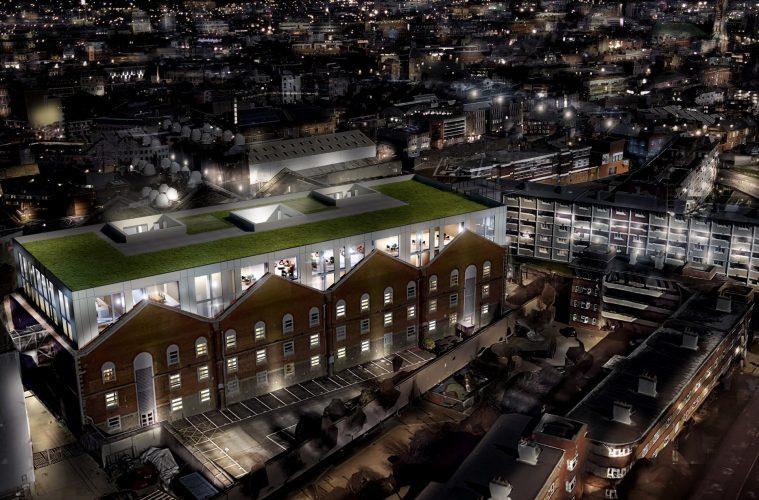 The Guinness Enterprise Centre