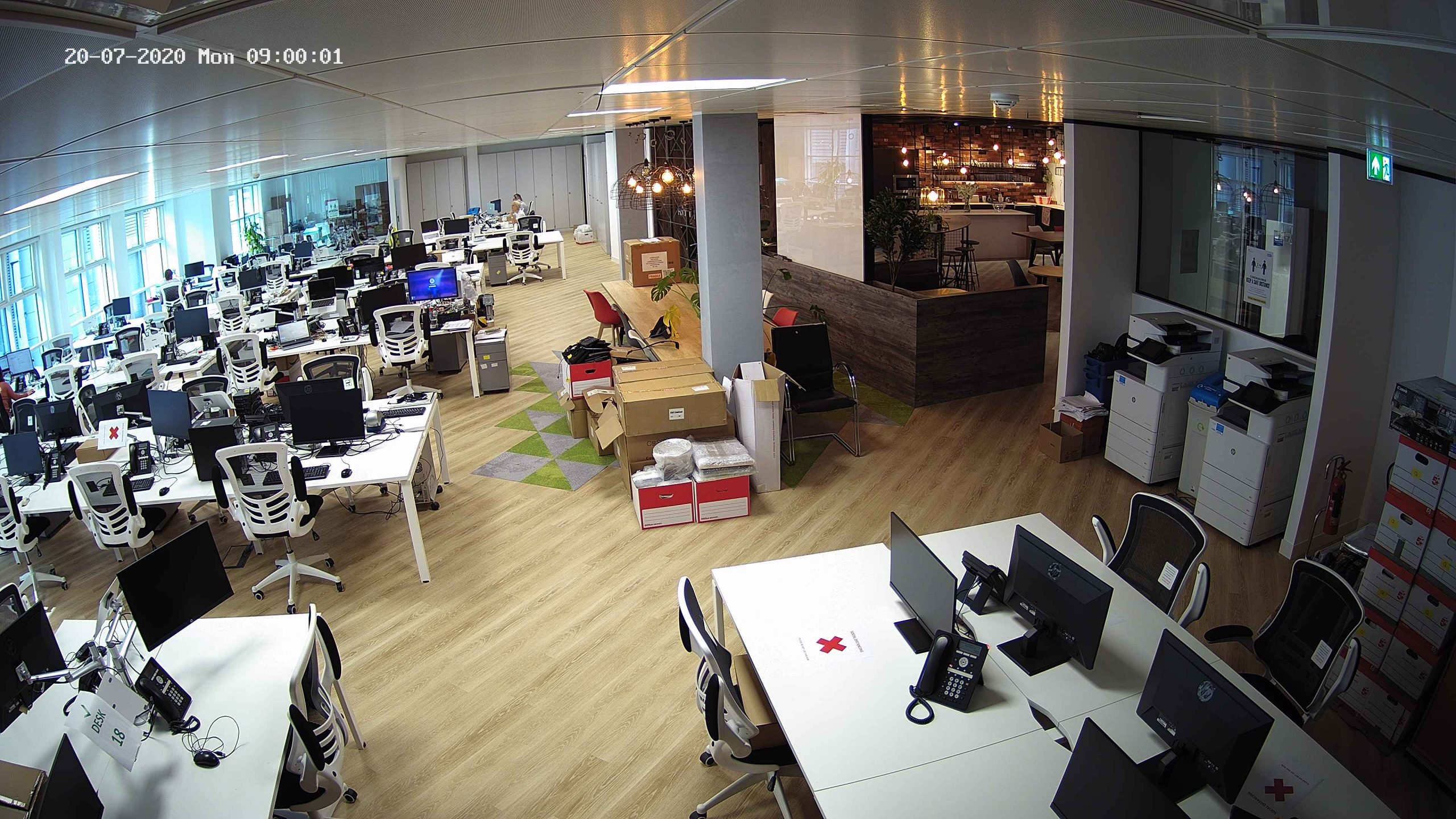 Zinc Media Office Fitout