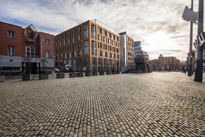 SISK – The Distillers Building