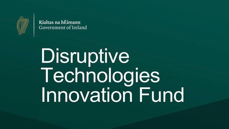 The Irish Disruptive Technologies Innovation Fund