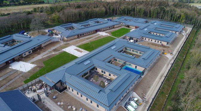 National Forensic Mental Health Service Hospital