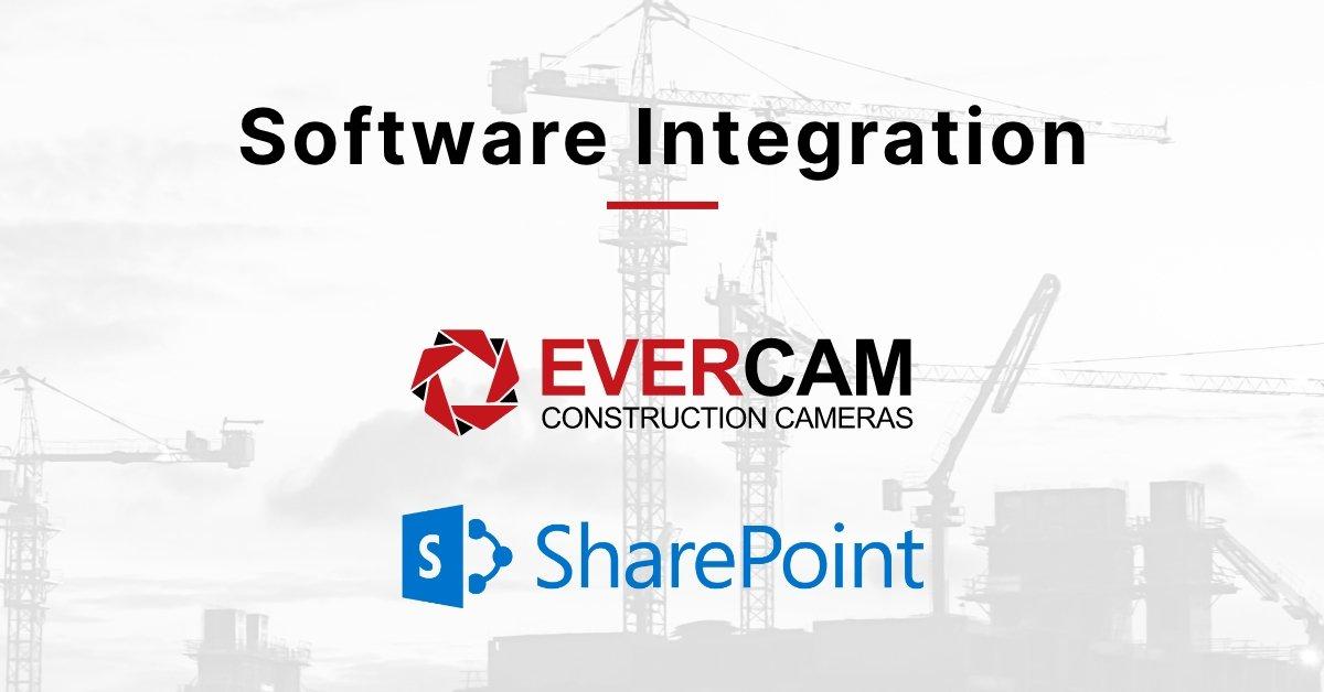 Evercam & SharePoint Integration